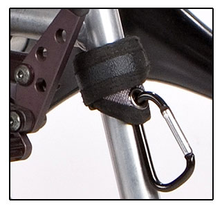 No-Slip Grip-Clip Wheelchair Accessories