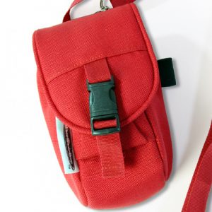 Wheelchair Mini Bag Red