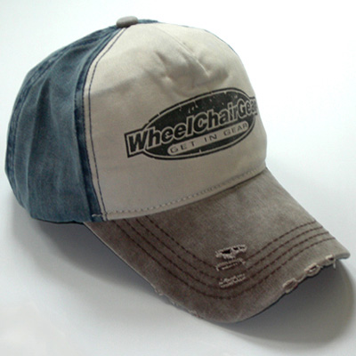 Wheelchair Gear hat side view